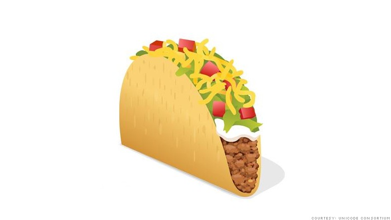 Emoticono Taco