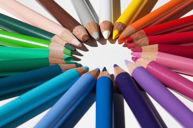 Colores en social media