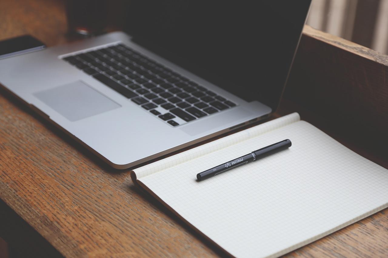 Empezar a crear un blog