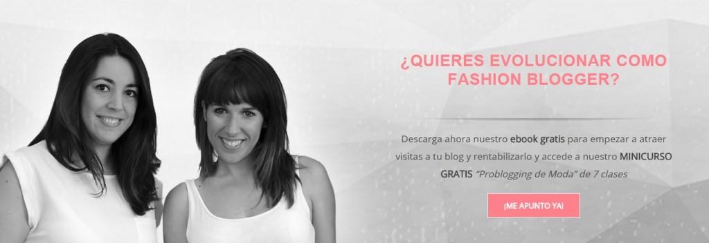 Blogger Connection Cómo rentabilizar tu blog de moda para vivir por fin la vida que quieres