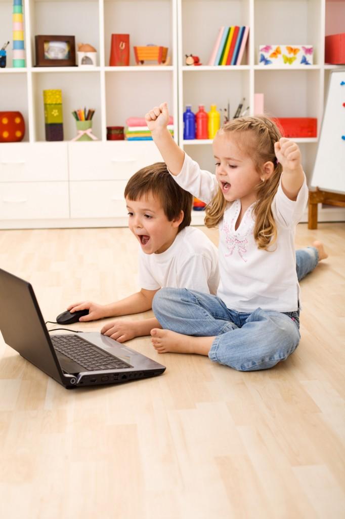 Captar la atención de los niños por internet