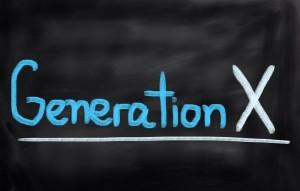 generaciones X