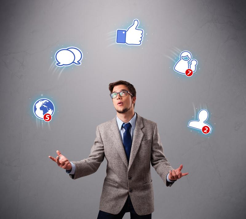 redes sociales olvidados