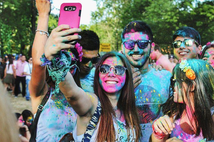 trucos para salir bien en los selfies