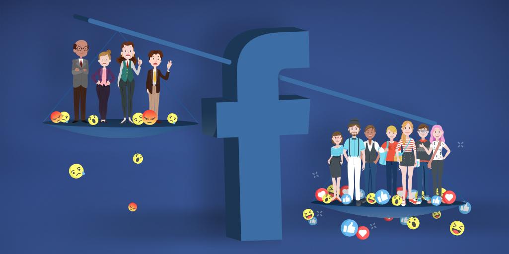visibilidad facebook