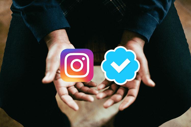 como verificar cuenta instagram