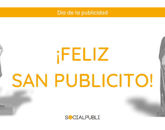 ¡Feliz San Publicito de parte de Social Publi!