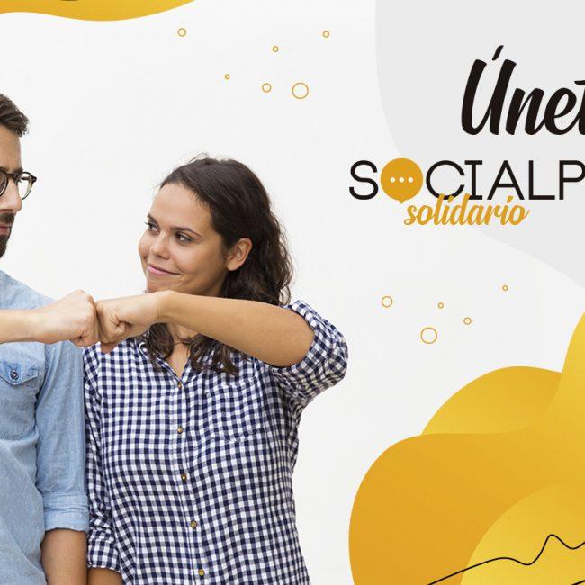Únete a SocialPubli Solidario