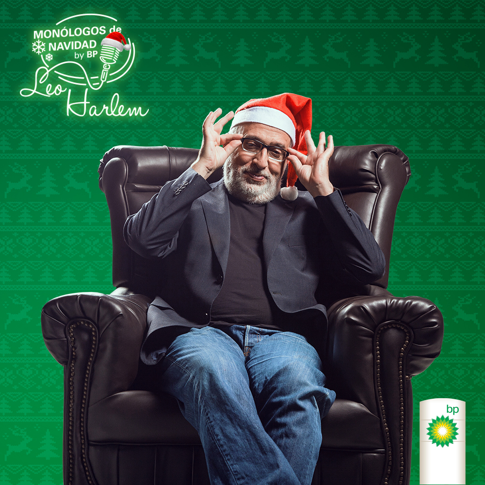 Felicita la Navidad con Leo Harlem! 0d24f15700b1658d07a8e2c788bd2c15
